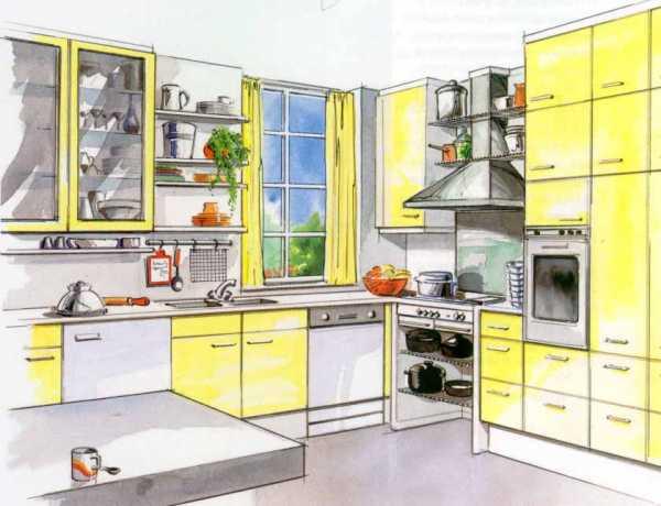 Идеи для бюджетного ремонта кухни