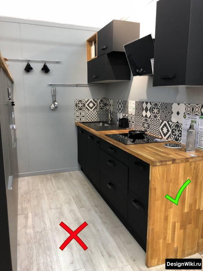 25 ошибок при ремонте кухни - антирейтинг