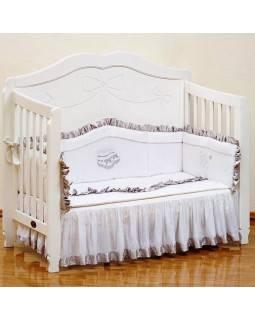 Обзор детских кроваток для новорожденных - топ 10 лучших