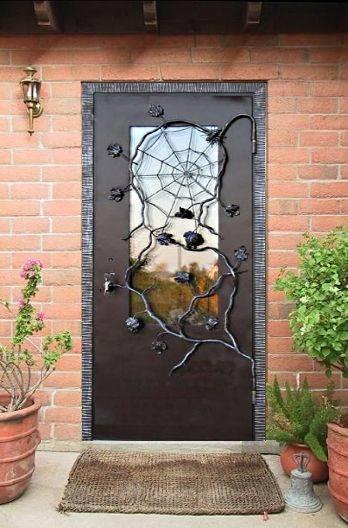 Металлическая дверь своими руками: чертежи, видео, изготовление