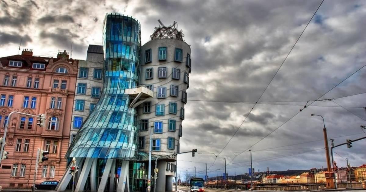 20 самых необычных домов