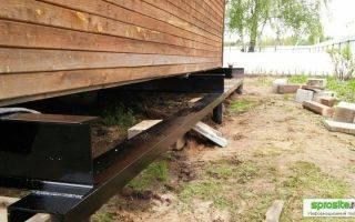 Фундамент на плывуне: методы борьбы с плывунами и особенности строительства
