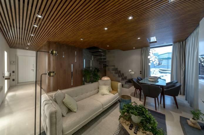 Спальня с эркером (37 фото): дизайн интерьера в частном доме