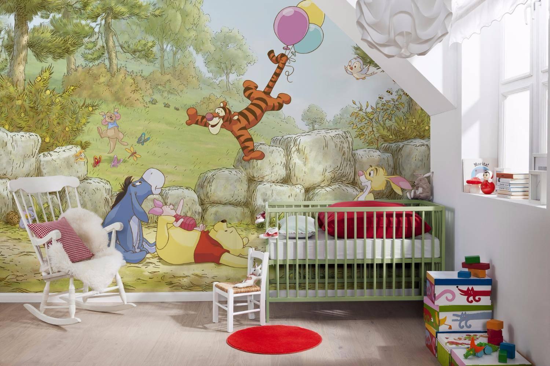 Детские бумажные обои: флизелиновые, виниловые и на флизелиновой основе для детской комнаты, возможный вред