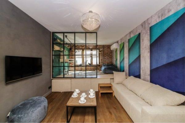 Планировка гостиной: совмещение с кухней, варианты для маленькой, узкой и других разной квадратуры с фото