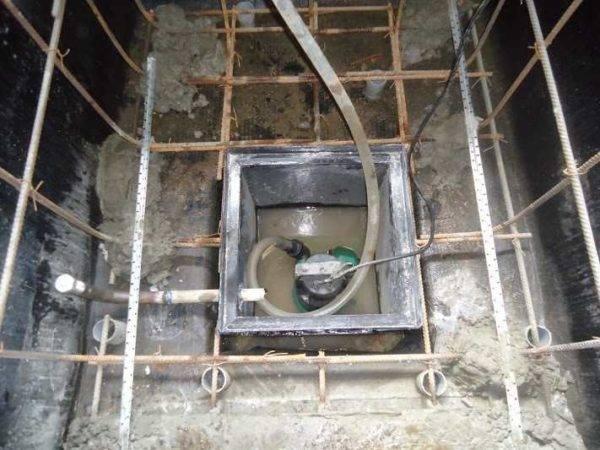 Строим смотровую яму в гараже своими руками