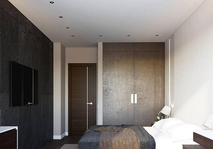Белый натяжной потолок на кухне: глянец или мат, пленка или ткань?