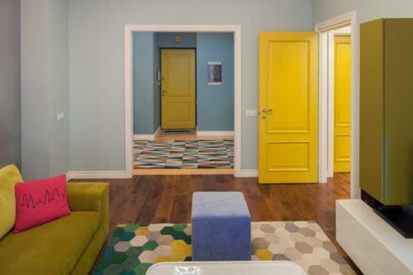 Цвет пола и дверей в интерьере: как правильно подобрать сочетание оттенков.