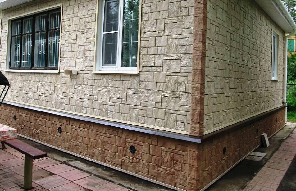 Фасадные панели для наружной отделки дома, виды и варианты