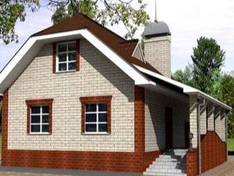 Проекты домов с мансардой из кирпича: как выбрать, какие нюансы учесть в процессе строительства