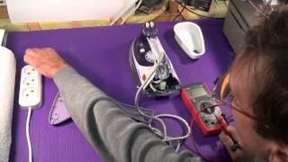 Ремонт утюга: пошаговая инструкция с фото