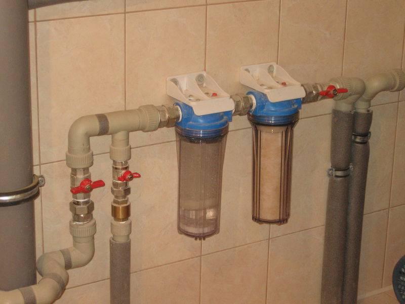 Как выбрать магистральный фильтр для воды?