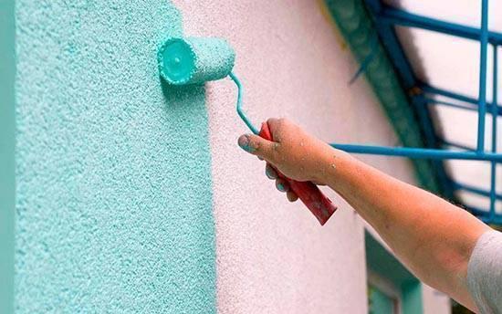 Вододисперсионная акриловая краска: состав, преимущества