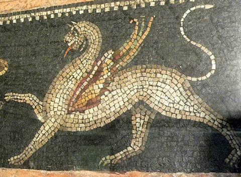 Римская мозаика: техники и их особенности
