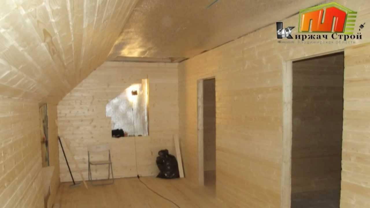 Мансарда в деревянном доме дизайн много фото внутри!