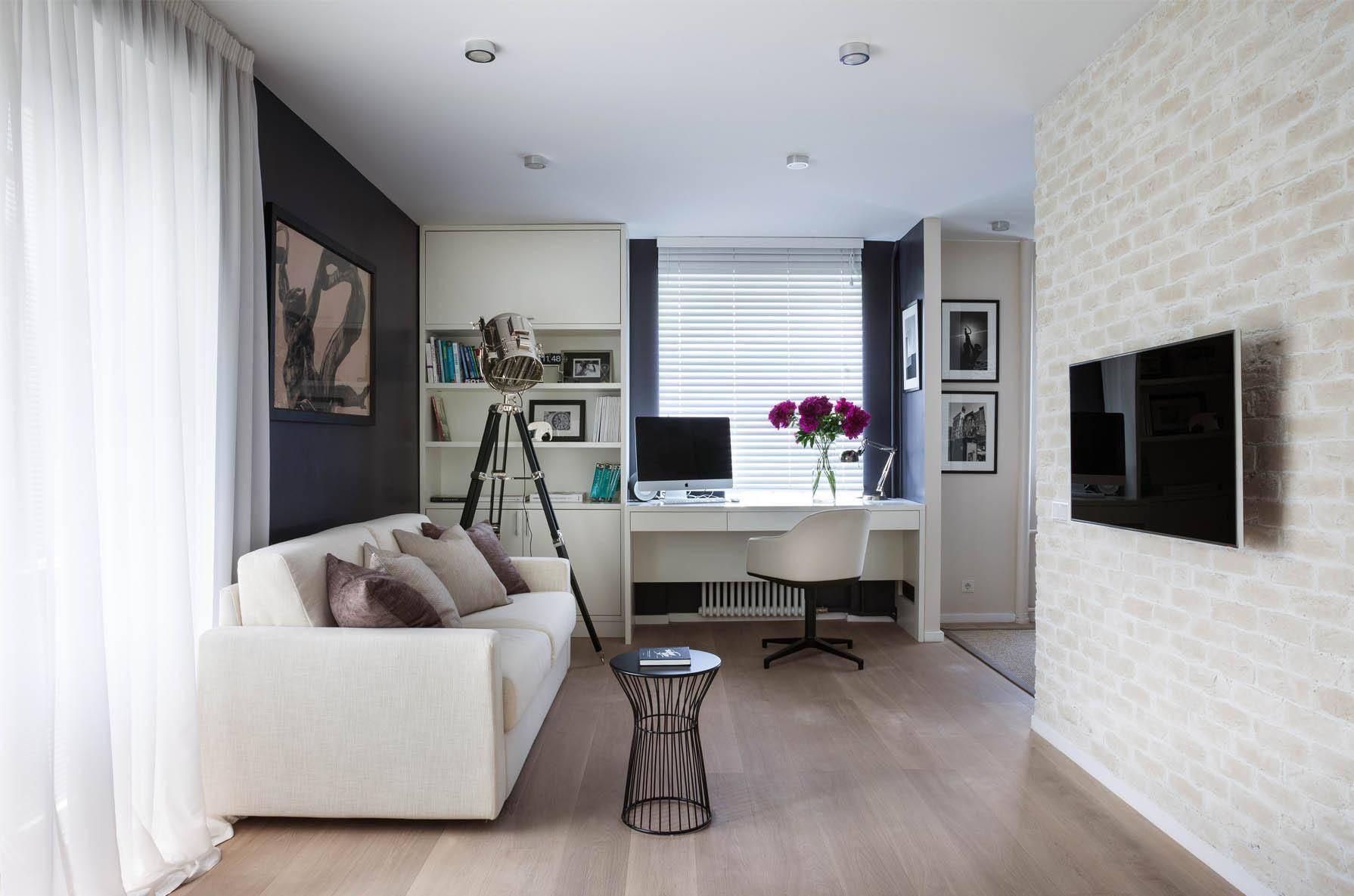 Серый ламинат в интерьере: скучно не будет   дом мечты
