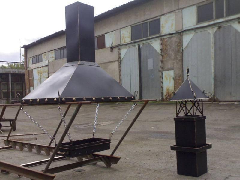Вытяжной зонт своими руками - сделай сам