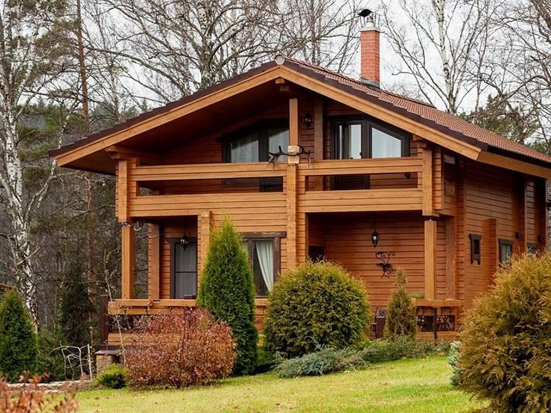 Фото деревянных домов: красивый интерьер, лучшие проекты и их реализация