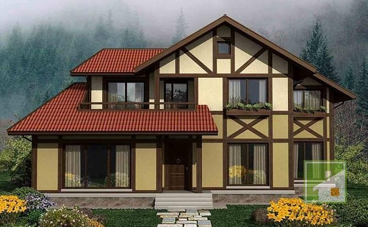 Саманный дом из глины и соломы своими руками