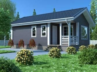 Проекты каркасных домов 8х10: готовые проекты домов с эркером, с мансардой и других каркасно-щитовых домов