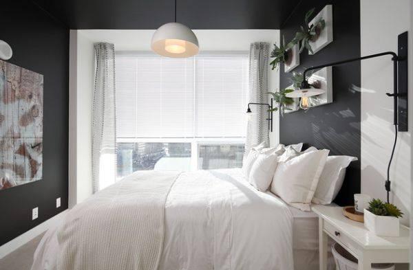 40 идей дизайна мужской спальни