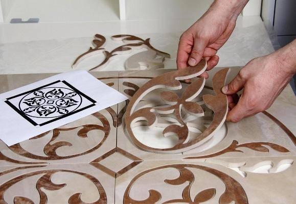 Как правильно резать керамическую плитку плиткорезом
