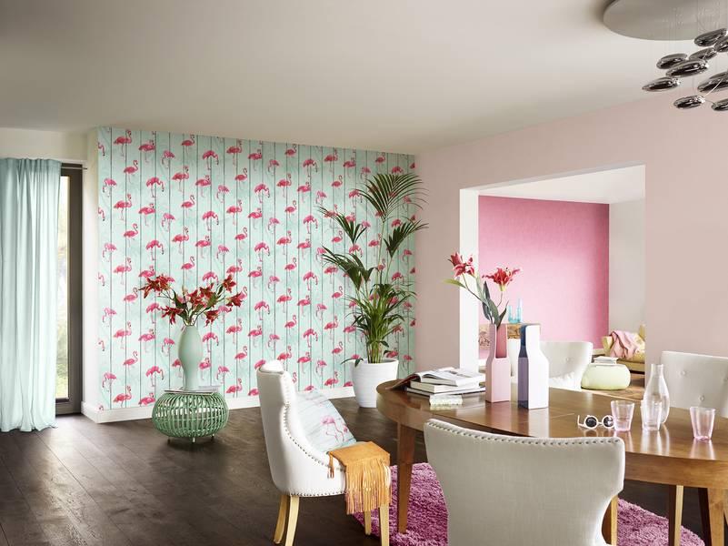 Идеи для декорирования комнат - птицы как символ нового стильного начала