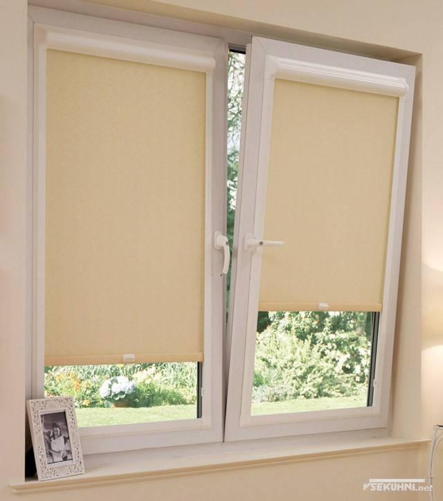 Горизонтальные жалюзи на окна: виды конструкций, монтаж