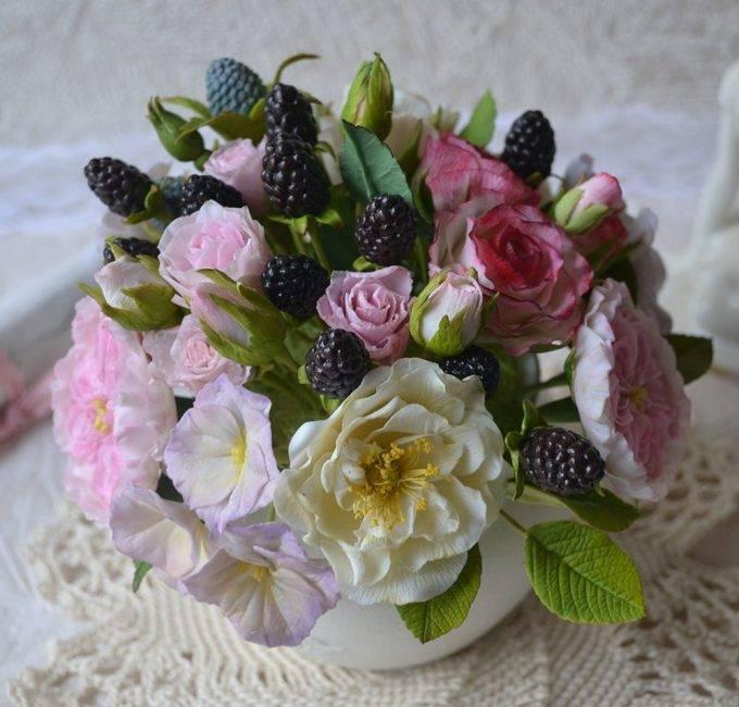 Искусственные цветы для домашнего интерьера: как составить красивые цветочные композиции из искусственных цветов » интер-ер.ру