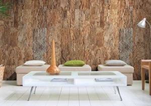 Пробковое покрытие в интерьере: особенности применения в современном доме (115 фото)