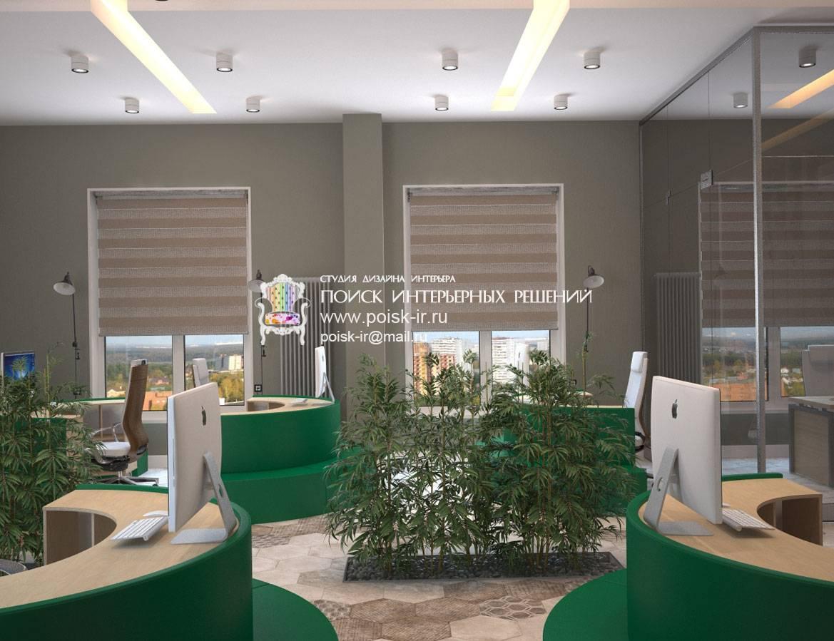 Разработка дизайна офиса - виды и идеи интерьера офисных помещений, примеры с фото от студии офисные интерьеры