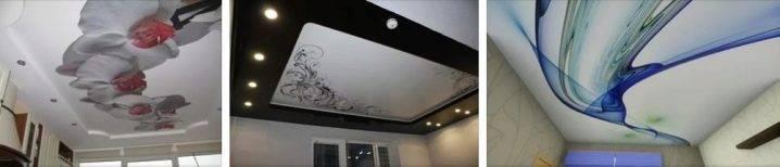 Тканевый натяжной потолок отзывы владельцев