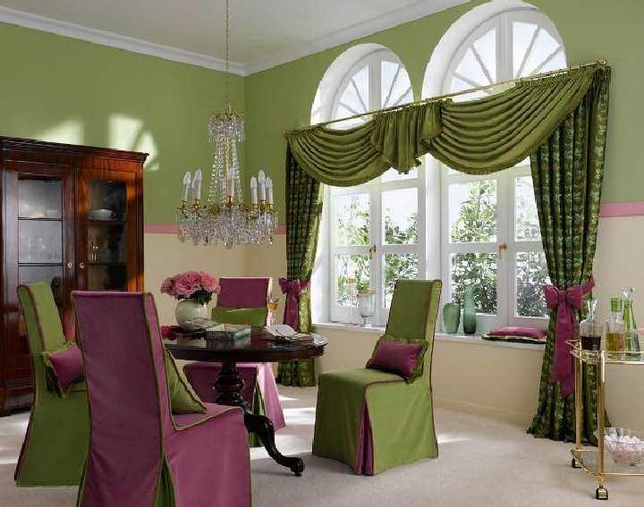Зеленый цвет стен: 125 фото стильных идей и модных тенденций использования в дизайне