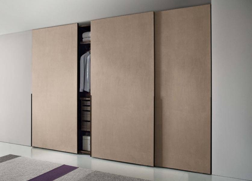 Как красиво оформить бока шкафа-купе и сделать дизайн эффектнее