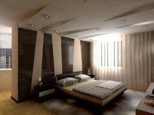 Как визуально увеличить высоту потолка, только рабочие способы