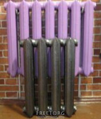 Чугунный радиатор мс-140-500 - характеристики