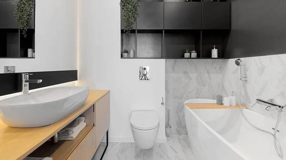 Дизайн ванной комнаты 4 кв м совмещенной с санузлом фото