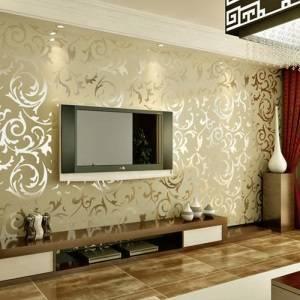 Красиво и стильно оформляем комнату дизайнерскими обоями
