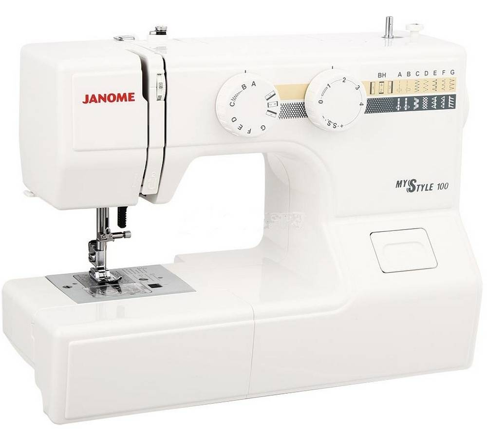 Выбираем швейную машинку janome: 8 параметров для покупателя, преимущества и особенности машин, лучшие модели