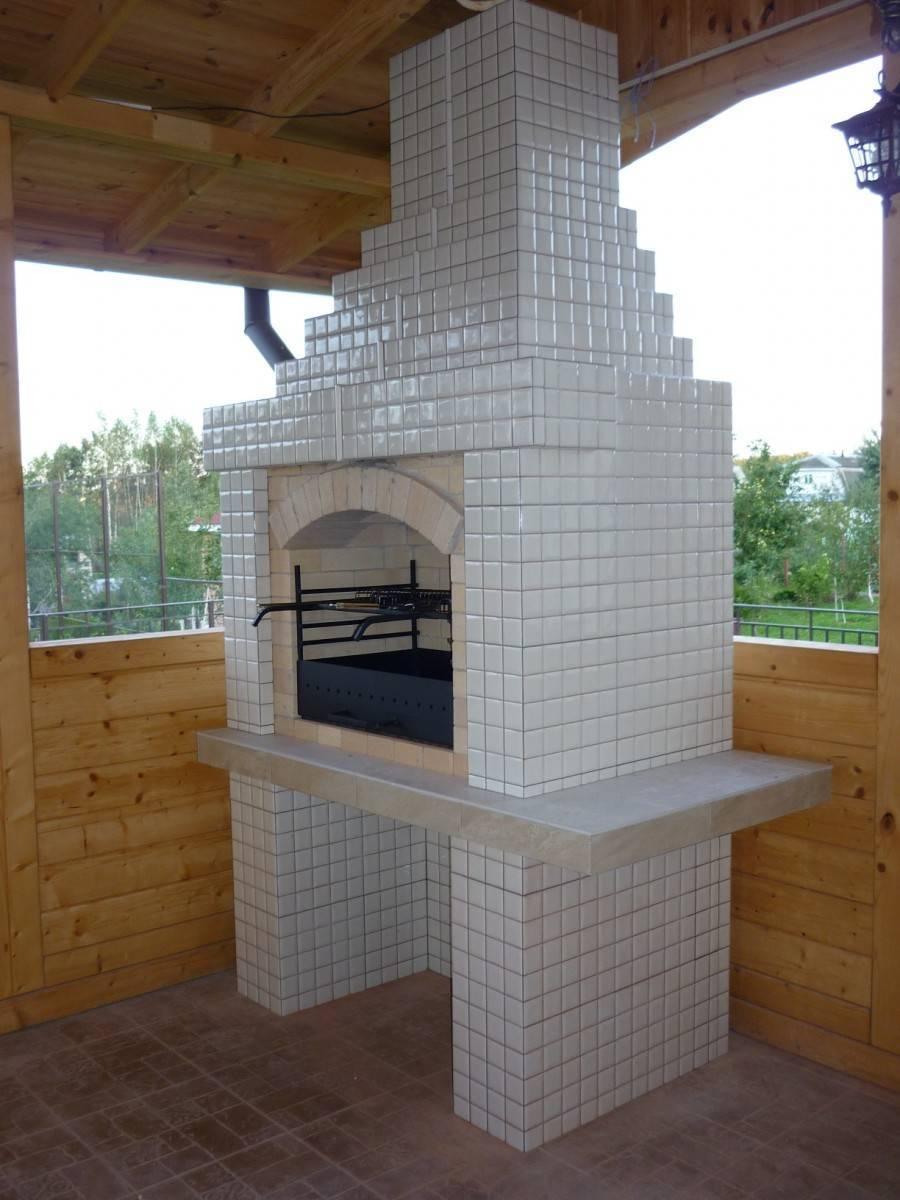 Мангал из кирпича: актуальные проекты и лучшие варианты постройки мангала (165 фото)