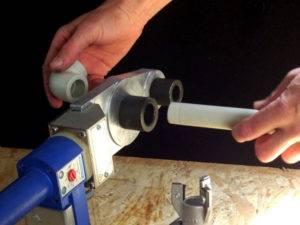 Монтаж пропиленовых труб своими руками: поэтапная инструкция