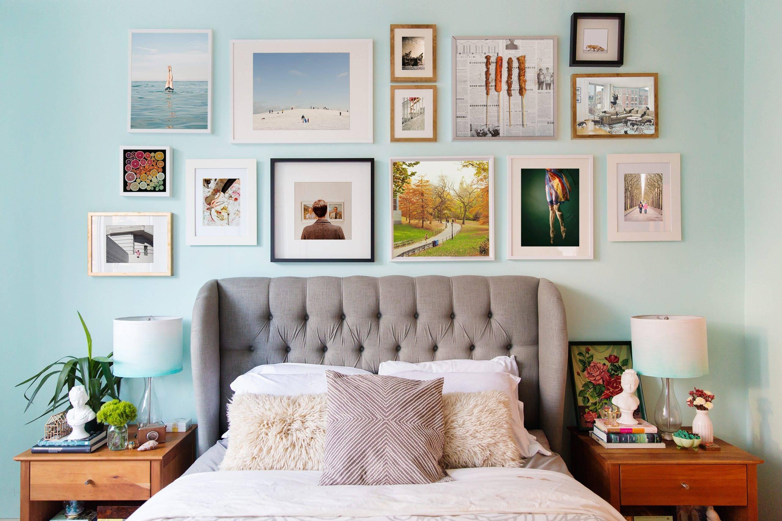 Какую картину повесить в зале над диваном по фен шуй (11 фото)
