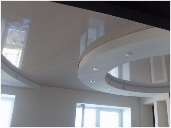 Двухуровневые потолки – проектирование и создание дизайна, монтаж и освещение своими руками (115 фото) – строительный портал – strojka-gid.ru