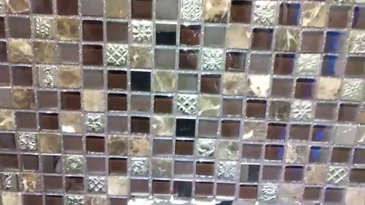 Как клеить мозаику на сетке — практические советы
