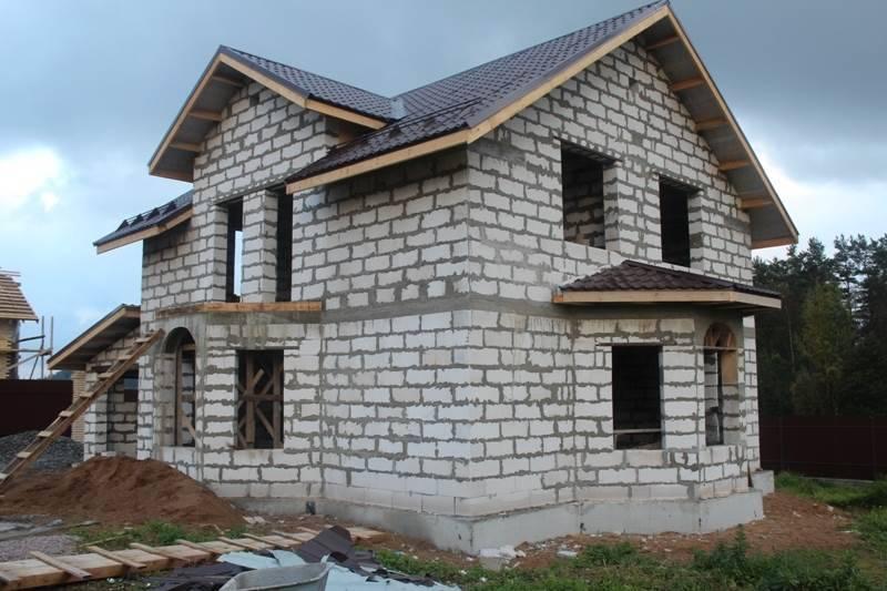 Калькулятор блоков для строительства