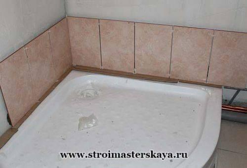 Что делать со стенами перед облицовкой? правила подготовки поверхностей к укладке плитки