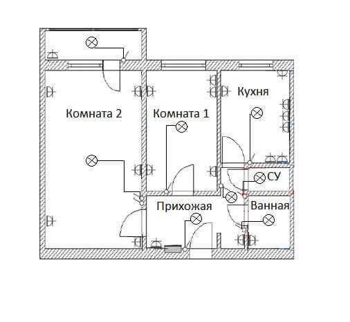 Замена электропроводки своими руками — этапы работ по замене в квартире и доме. Техника безопасности и советы по выбору новых элементов сети
