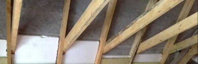 Какая конструкция чердачного помещения в частном доме и обработка конструкций: Обзор