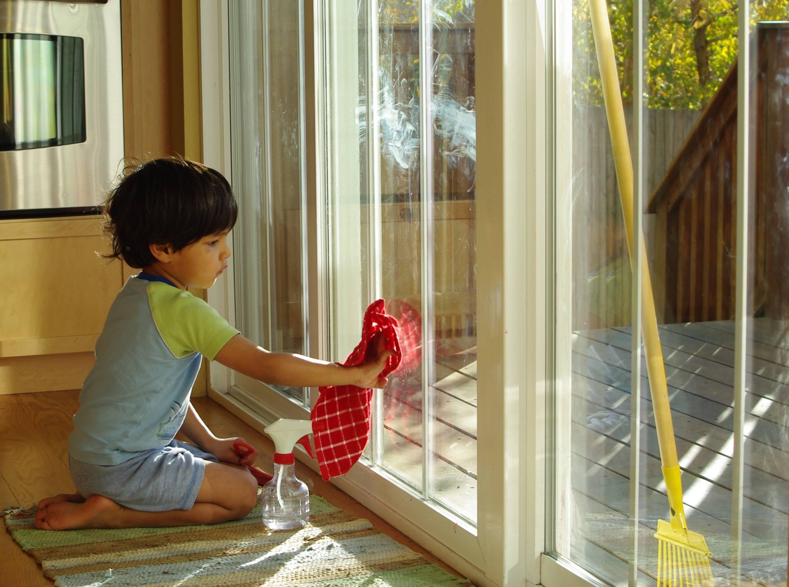 Как помыть окна без разводов: средства, инструменты и способы чистки окон