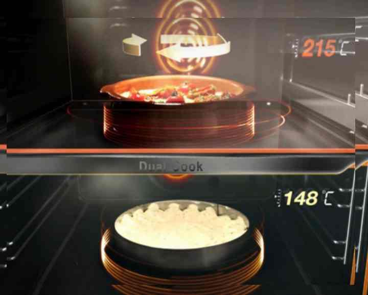 Готовим несколько блюд в духовке одновременно: рейтинг лучших мультифункциональных духовок + секретный способ готовки